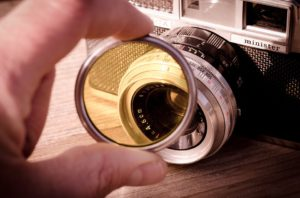 Yashica, Filtre, Appareil Photo, Vintage, Photographie